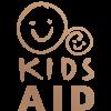 KidsAid guld logo